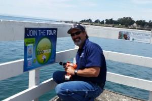Mobile ranger app tour helps launch santa cruz wharf into for Deep sea fishing santa cruz