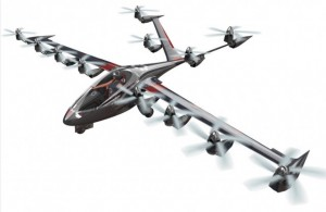 A personal electric airplane called S2 by JoeBen Bevirt, that takeoff and lands vertically (VTOL) like a helicopter, and flies aerodynamically, like an aircraft.