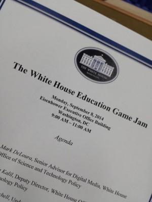 Santa Cruz represents at White House Game Jam!