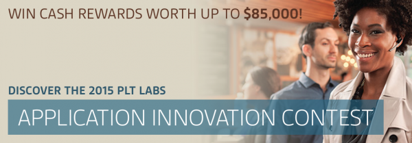 Plantronics announces 2015 PLT Labs Application Innovation Contest, prizes up to $85K