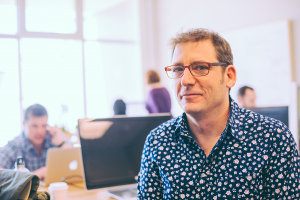 Lloyd Tabb, Looker Founder, Chairman, and CTO (photo credit: Looker website)