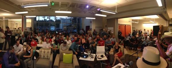 October 2014 Santa Cruz New Tech Meetup