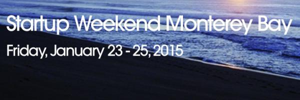 Ready, set, go: Startup Weekend Monterey Bay