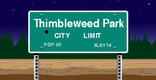 Impressions – Thimbleweed Park (Switch)