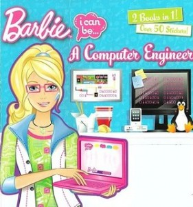The book Barbie: I Can Be A Computer Engineer was originally published in 2010.
