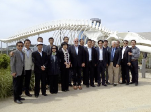 Brand Monterey Bay hosts business leaders from China at the Santa Cruz Marine Discovery Center (contributed)