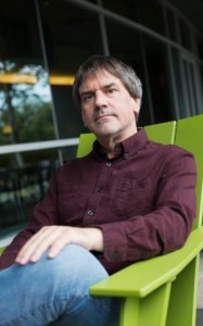 Ron Gilbert, co-creator of Thimbleweed Park. (contributed)