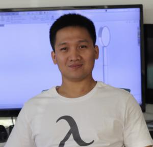 Robotbase founder and CEO, Duy Huynh (Photo courtesy of Robotbase)