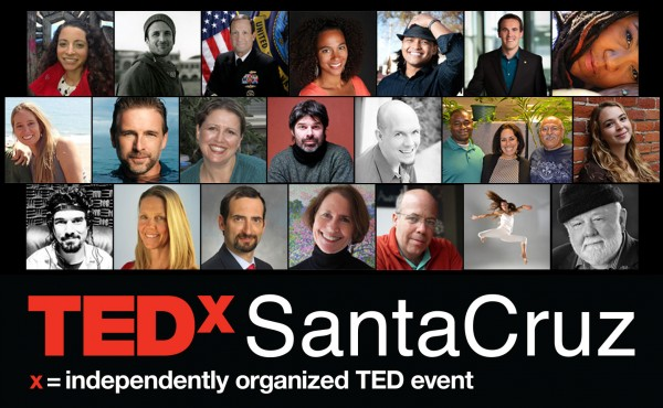 "TEDxSantaCruz seeking speakers for April 25 ""Radical Collaboration"""