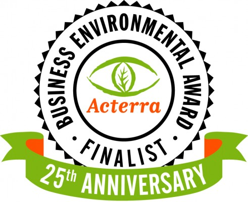 Plantronics & Cityblooms named as finalists for environmental award