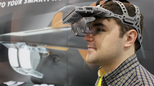 Watch: Seebright Wave AR headset heading to Kickstarter in March