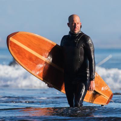 Q&A: David Dennis — living a well balanced life