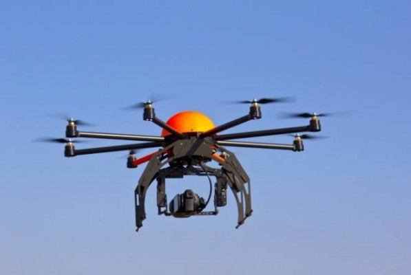Everything You Need to Know About the Drones, Data X Conference