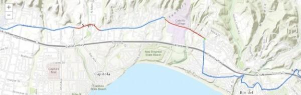 Santa Cruz to Soledad Fiber Optic Network Shifts Course, Makes Progress