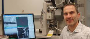 Holger Schmidt, the Kapany Professor of Optoelectronics at UC Santa Cruz, is the senior author of this paper. (contributed)