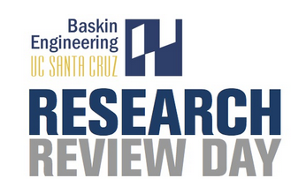 Research Review Day Highlights Advances at Baskin School of Engineering