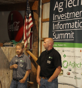 Industry leaders spoke on successful ag tech investing at a September summit hosted by AgTech Insight. (courtesy of Monterey Bay Virtual Tours)