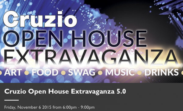 Cruzio Invites Community to Annual Open House Extravaganza on Nov 6
