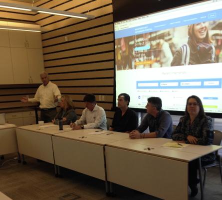 "New Regional Internship Portal Announced: ""The Internship is the New Interview"""