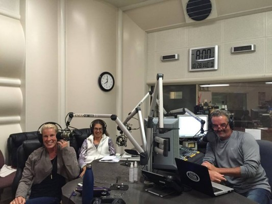 Talkin' tech and other stuff on KSCO Radio