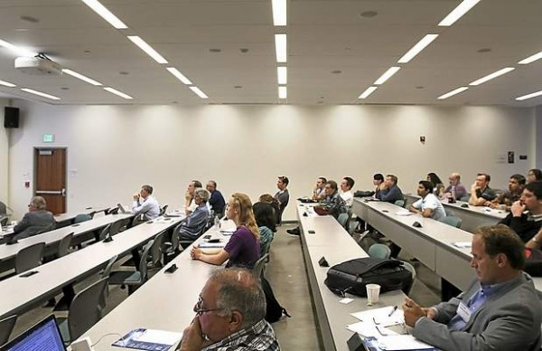 UCSC Research Review Day Highlights Engineering Achievements