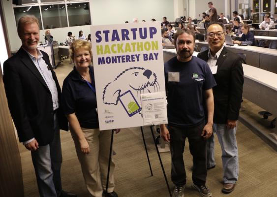 CSUMB Hackathon Teams Create Cool Mobile Apps, Lifelong Connections