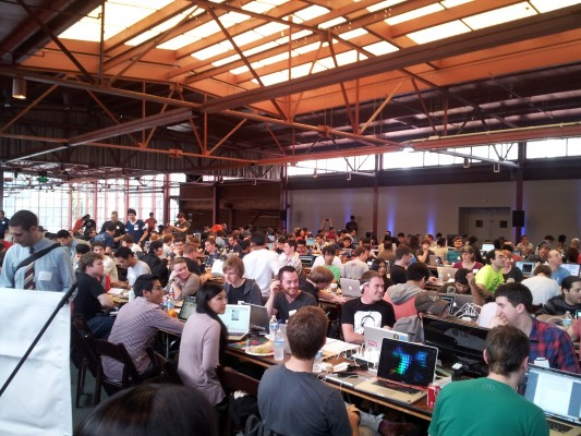 HACK UCSC 2016 Brings Tech and Philanthropy Together Again