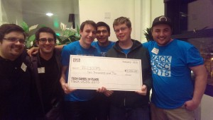 Recyclops team from Hack UCSC 2015 (contributed).