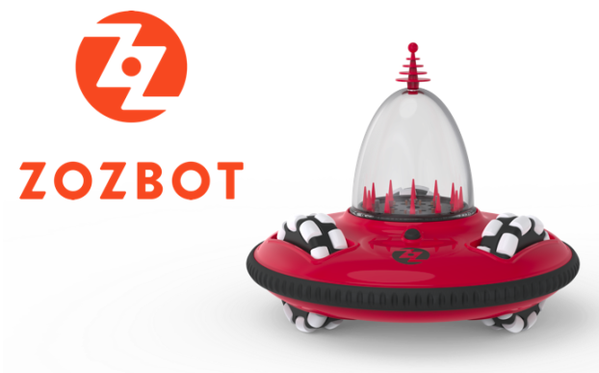 Meet ZoZbot: The Future of Robo-Gaming