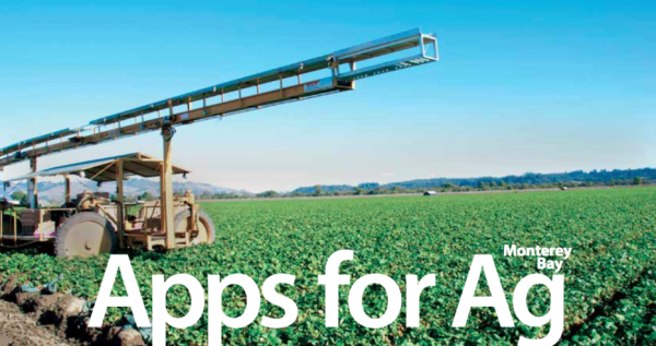 Apps for Ag: Tech Solutions for Pajaro and Salinas Valleys