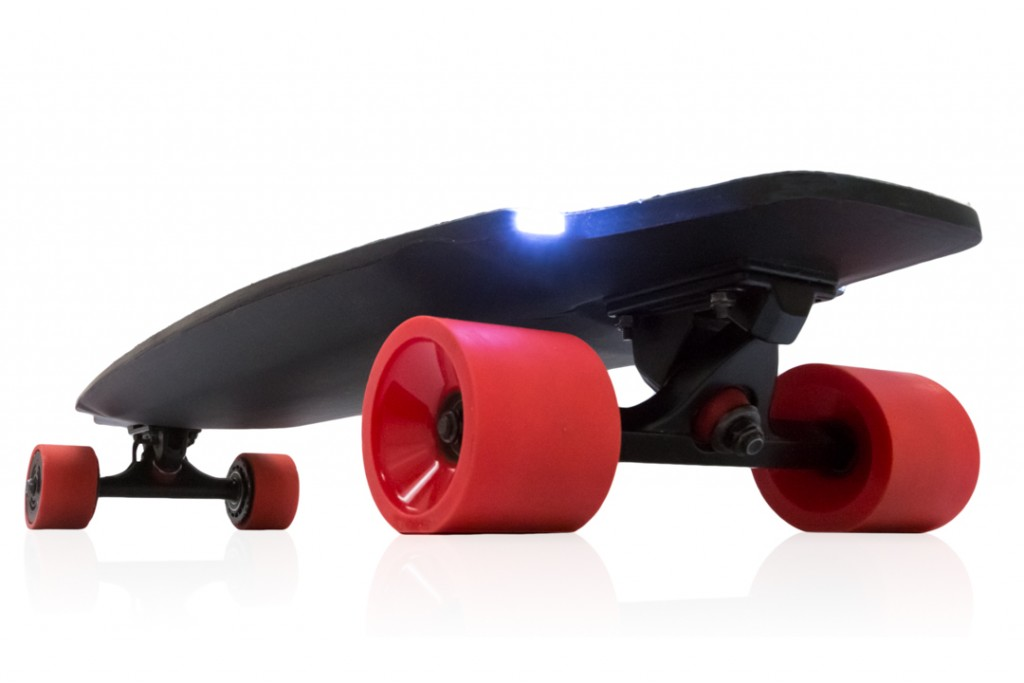 Inboard will begin shipping the first units of its flagship product, the M1, beginning in May of 2016. These boards will be assembled in Santa Cruz - the place they were designed, engineered, and tested. (Contributed)