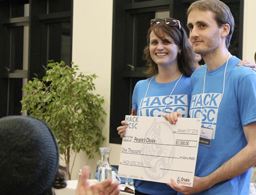 Hack UCSC 2016 Hosts 500+ Tech Entrepreneurs