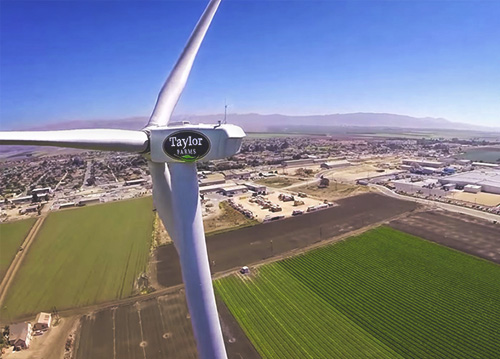 Taylor Farms Investment in Clean Energy