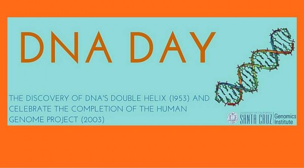 What's DNA Day? (April 25)