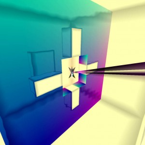 Solving a puzzle in the Metareal World. (Contributed)