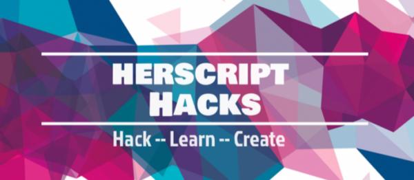From Idea to Deployment: herScript Hackathon, April 23