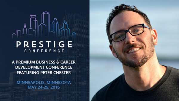 Prestige Conference in Minneapolis Features Peter Chester