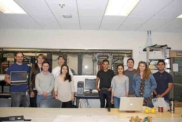 Cabrillo Robotics Clubs wins NASA Swarmathon coding challenge