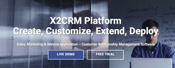 Introducing X2CRM version 6.0