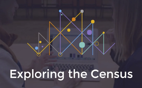 Audio: Looker Explores 20 years of Census Data
