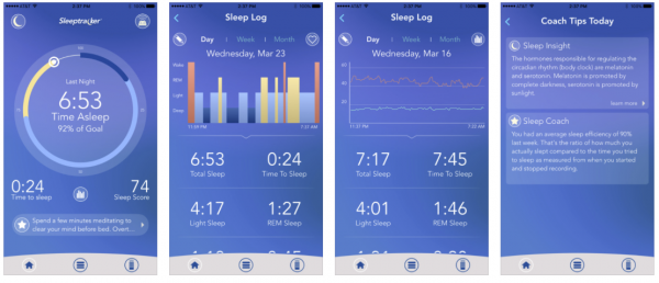 Fullpower makes the tech inside Beautyrest's new standalone sleep tracking device