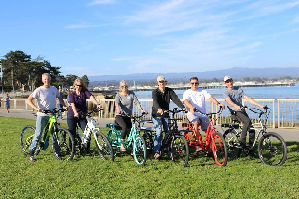 Current Ebikes Opens In Downtown Santa Cruz Santa Cruz