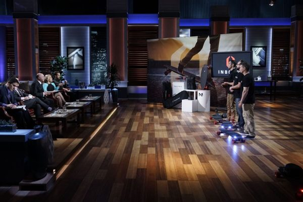 "Inboard invites Santa Cruz community to ""Shark Tank"" viewing party"
