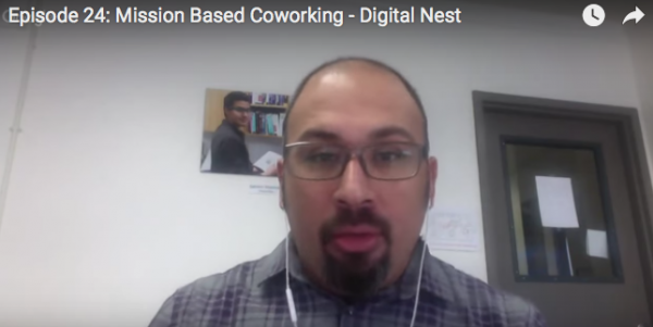 Watch: Iris and Jacob talk about Mission Based Coworking