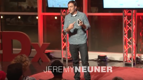Watch: Jeremy Neuner says, the office is obsolete | TedX