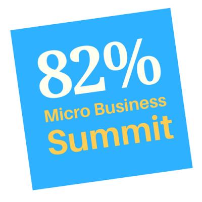 82% Micro Business Summit returns April 28