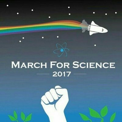 Save the date: Santa Cruz March for Science is April 22