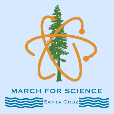 Join the Santa Cruz March for Science on April 22