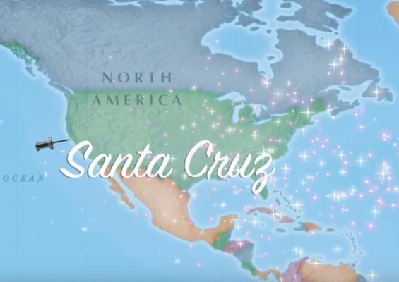 Watch: America First, Santa Cruz First, too!