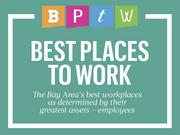 "Looker named one of SVBJ's ""Best Places to Work in the Bay Area 2017"""